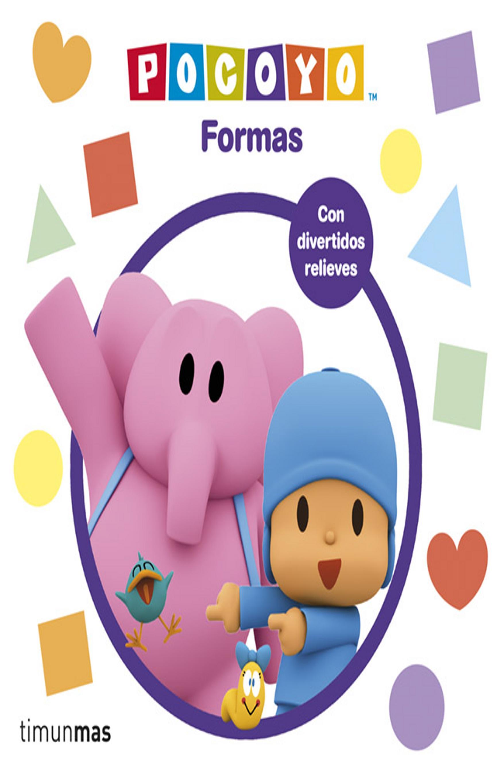 FORMAS - Pocoyo