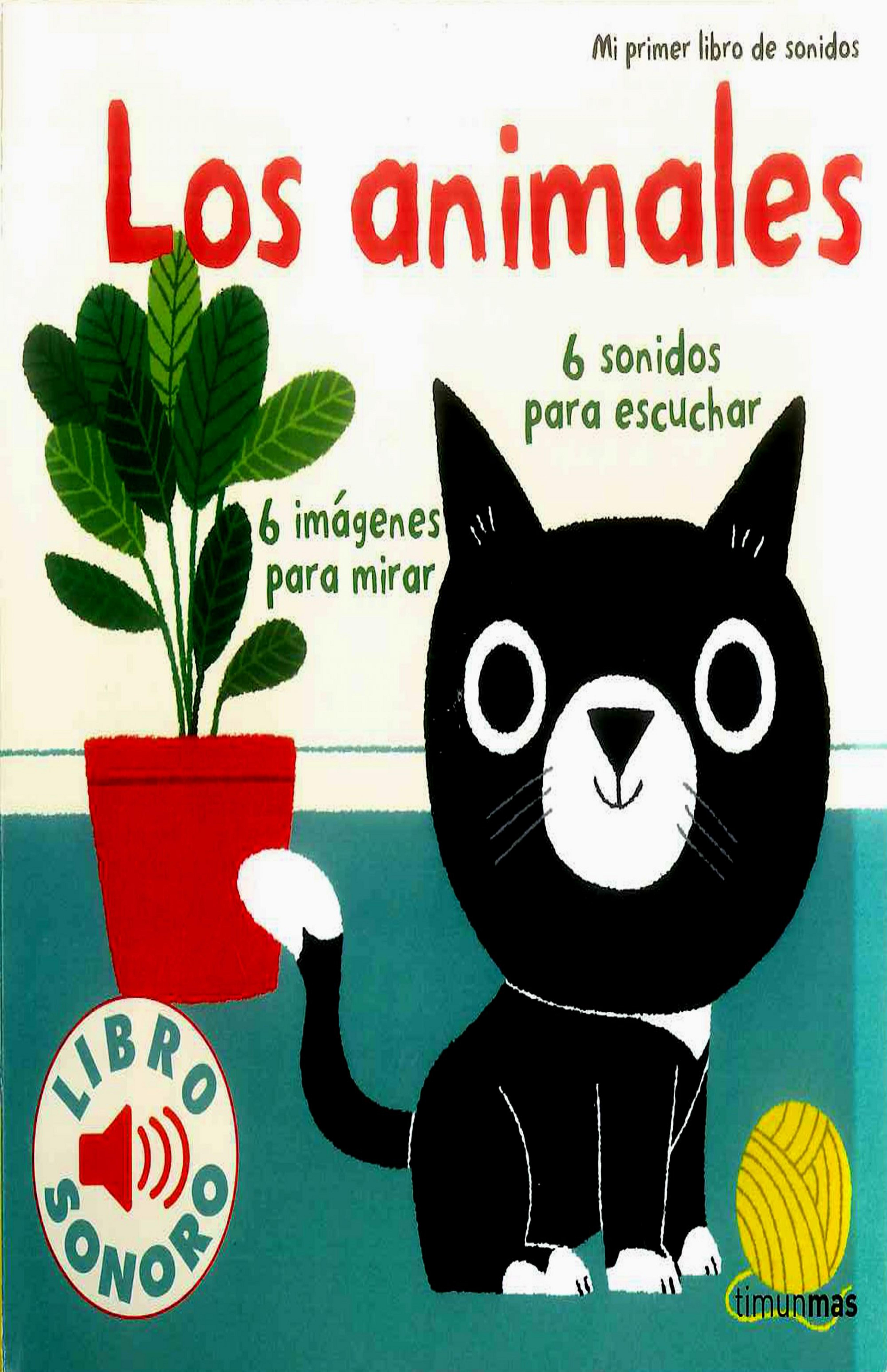 ANIMALES, LOS - Libro Sonoro