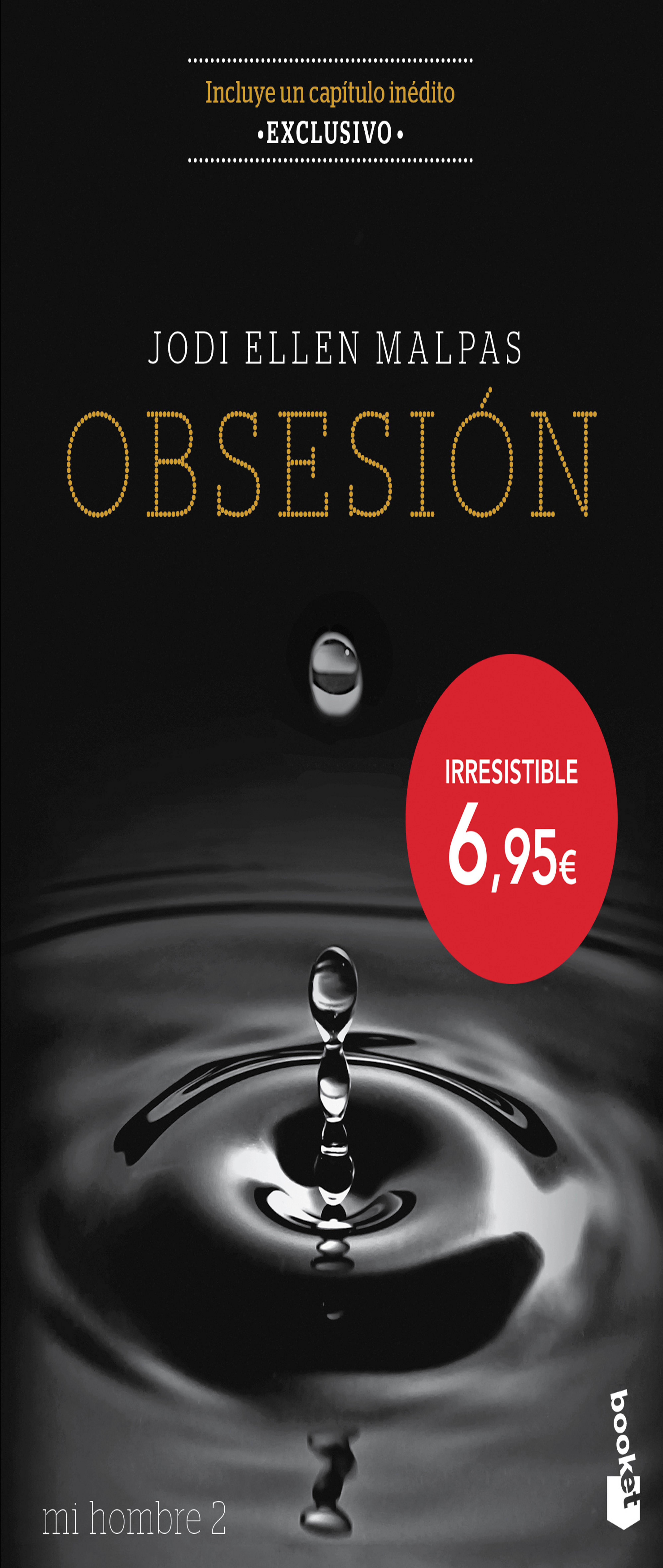 OBSESIÓN - Mi Hombre II