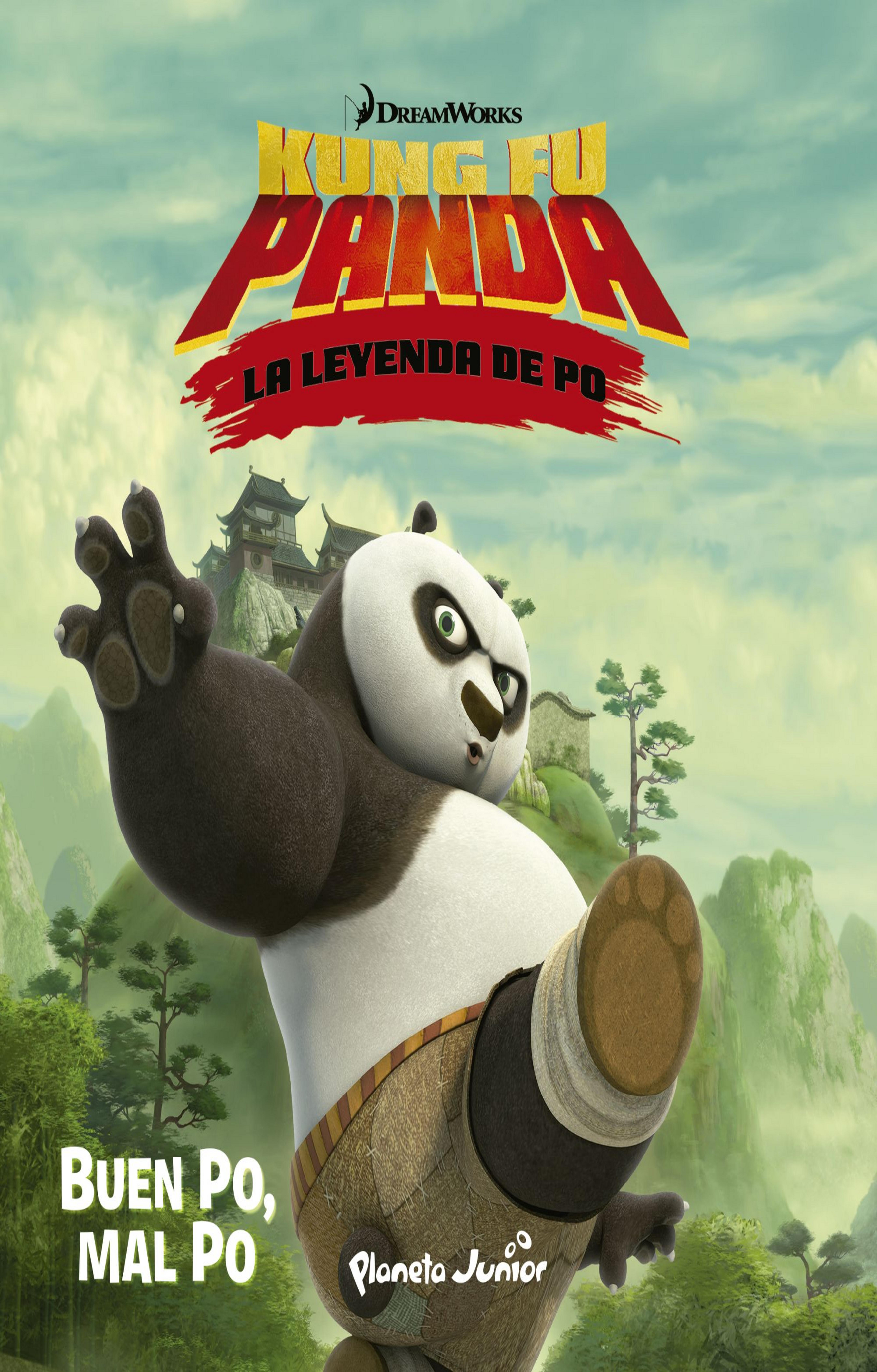 BUEN PO, MAL PO - Kung Fu Panda