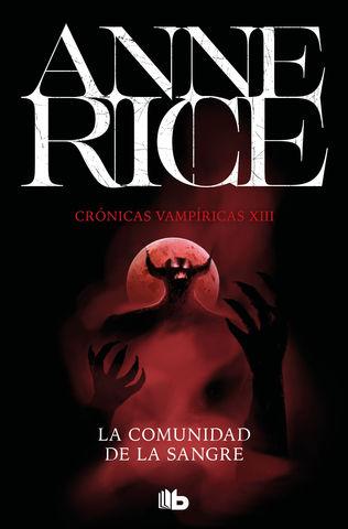 COMUNIDAD DE LA SANGRE. CRONICAS VAMPIRICAS 13