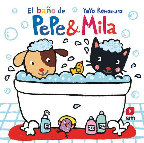 BAÑO DE PEPE Y MILA , EL