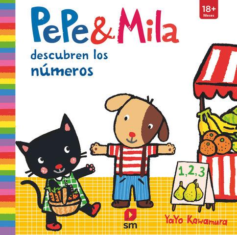 PEPA& MILA descubre los numeros