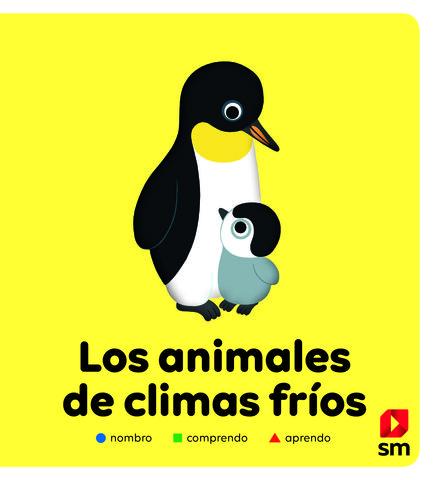 ANIMALES DE CLIMAS FRIOS, LOS