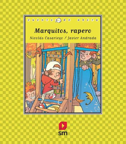MARQUITOS RAPERO - CDA.76