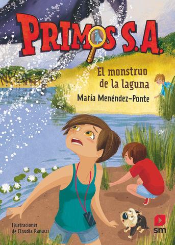 PRIMOS S. A Nº 5 el monstruo de la laguna