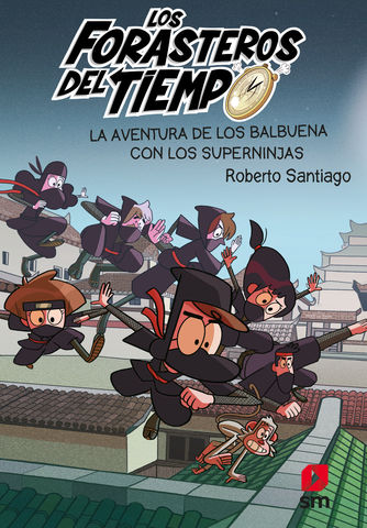 LOS FORASTEROS DEL TIEMPO 10