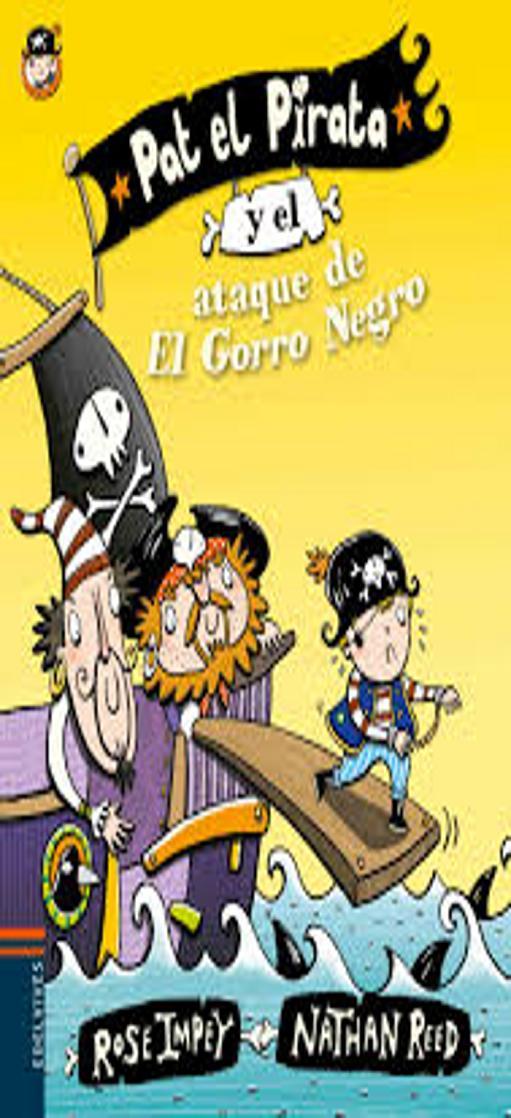 PAT EL PIRATA Y EL GORRO NEGRO