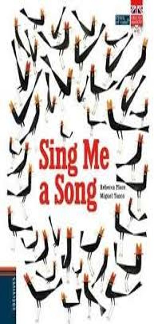 SING ME A SONG + CD