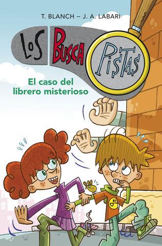 LOS BUSCAPISTAS Nº 2 el caso del librero misterioso