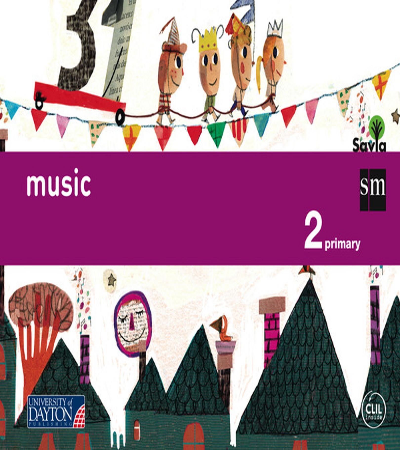 MUSIC 2º PRIM - Proyecto Savia