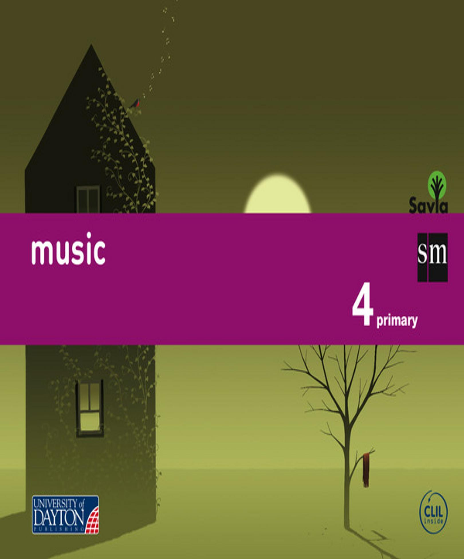 MUSIC 4º PRIM - Proyecto Savia