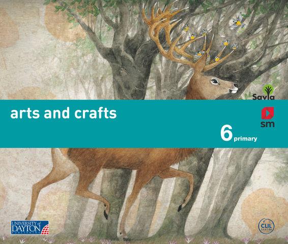 ARTS AND CRAFTS 6 - Savia