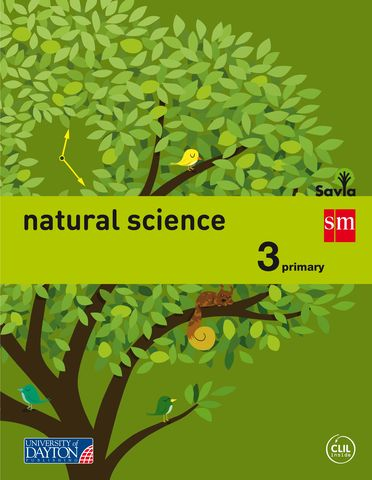 NATURAL SCIENCE 3 PRIM SAVIA