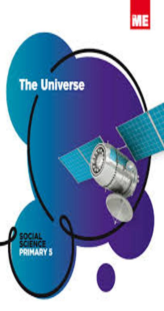 SOCIAL SCIENCE PRIMARY 5  The Universe - ByMe