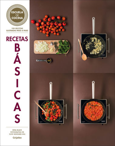 RECETAS BASICAS ESCUELA DE COCINA