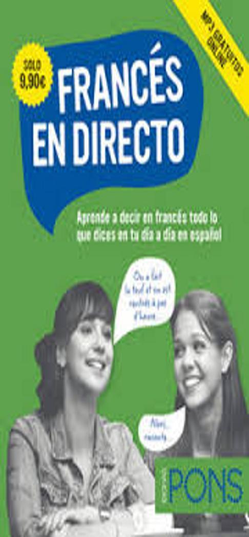 FRANCÉS EN DIRECTO + MP3 Online