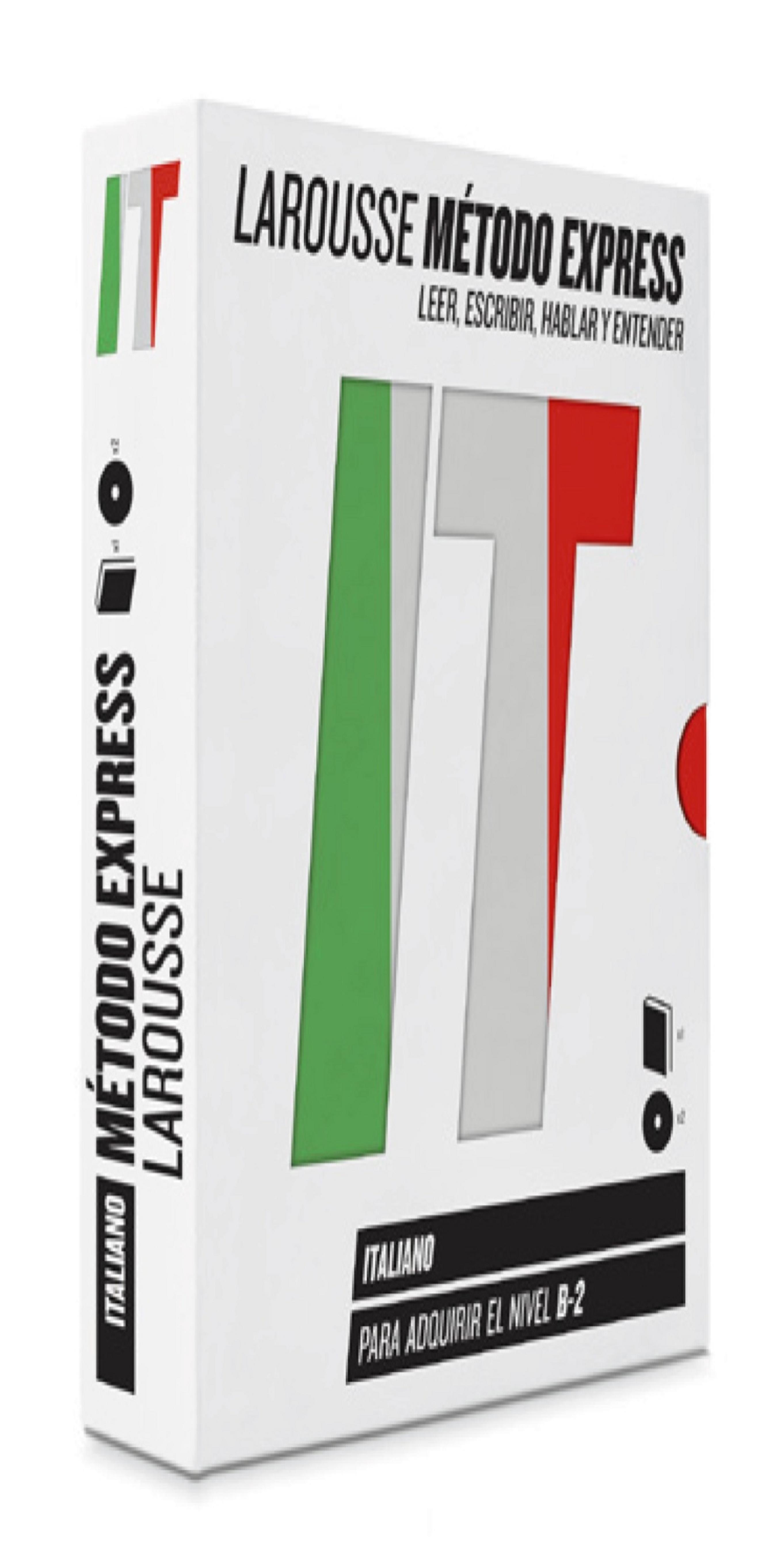 METODO EXPRESS LAROUSSE ITALIANO B2