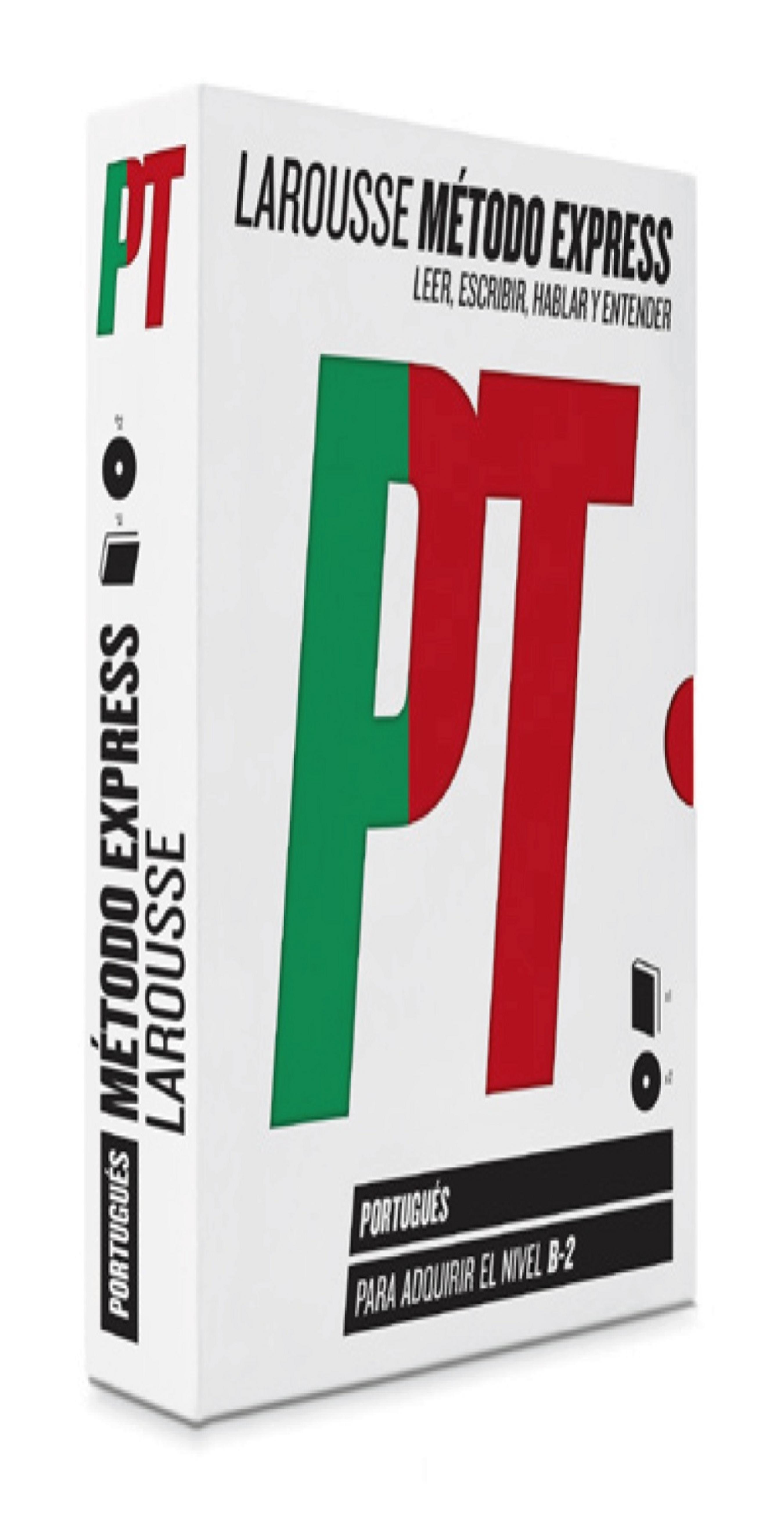 METODO EXPRESS LAROUSSE PORTUGUES