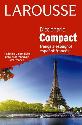 DICC Larousse COMPACT Francés - Español / Esp - Fran  Ed. 2016