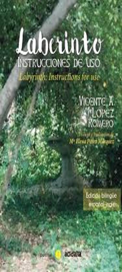 LABERINTO: INSTRUCCIONES DE USO - Poesía Bilingüe Esp / Inglés