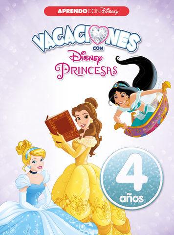 VACACIONES CON LAS PRINCESAS. 4 A?OS