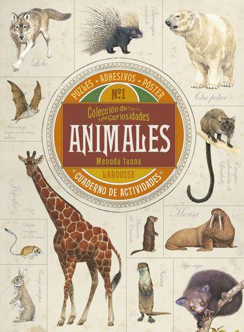 COLECCION DE CURIOSIDADES ANIMALES