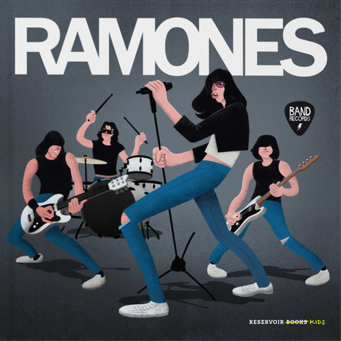RAMONES ( band records nº )