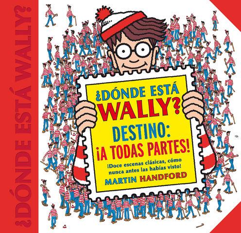 DONDE ESTA WALLY DESTINO A TODAS PARTES