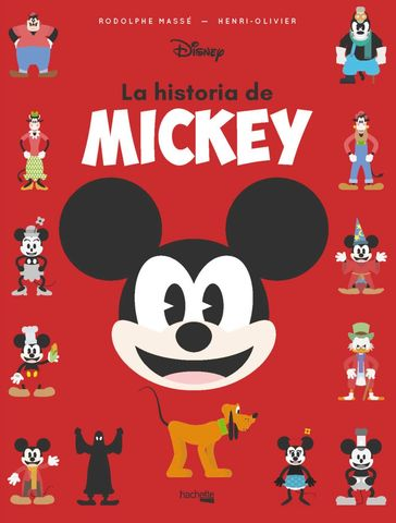 HISTORIA DE MICKEY, LA - Disney