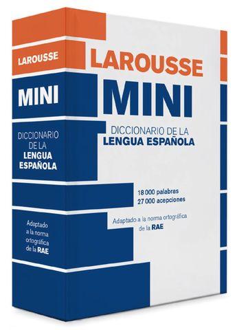 DICC Larousse MINI Lengua Española Ed 2017