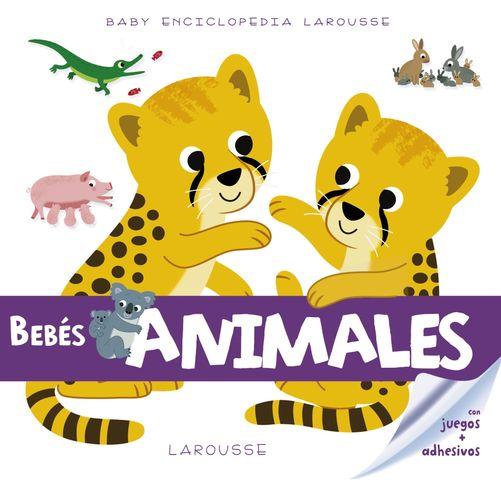 BABY ENCICLOPEDIA BEBES ANIMALES