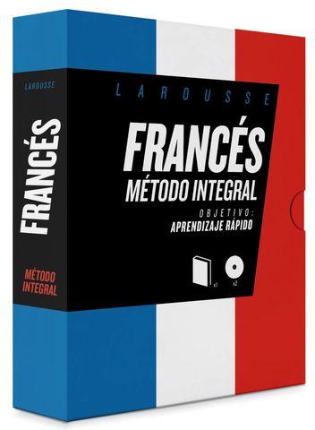 FRANCÉS METODO INTEGRAL Objetivo: Aprendizaje Rápido Libro + CD (2)