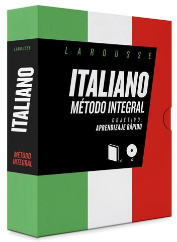 ITALIANO METODO INTEGRAL Objetivo: Aprendizaje Rápido Libro + CD (2)