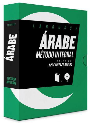 ARABE METODO INTEGRAL - Libro + CDs