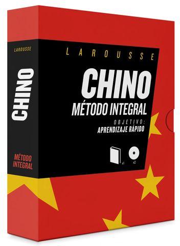 CHINO METODO INTEGRAL Objetivo: Aprendizaje Rápido Libro + CD (2)