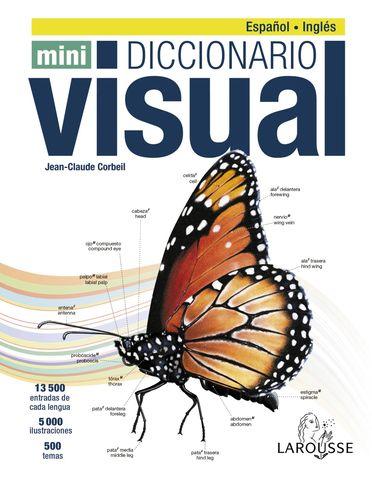 DICC MINI VISUAL LAROUSSE Español / Inglés