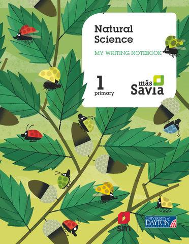 NATURAL SCIENCE 1º PRIM WB - Más Savia