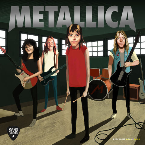 METALLICA ( band records )