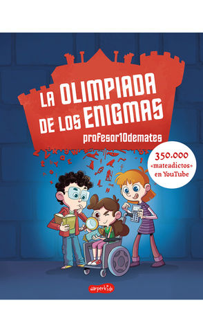 OLIMPIADA DE LOS ENIGMAS, LA profesor10demates