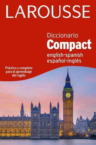 DICC Larousse COMPACT Inglés - Español/ Esp - Inglés  Ed 2018