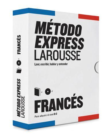 METODO EXPRESS LAROUSSE FRANCES