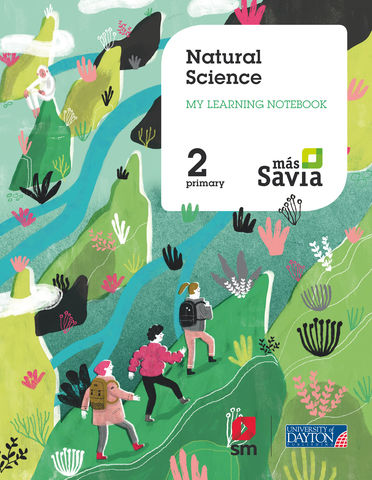 NATURAL SCIENCE 2 PRIM WB - Savia 2018