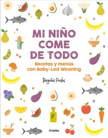 MI NIÑO COMER DE TODO RECETAS BABY LEAD WEANING
