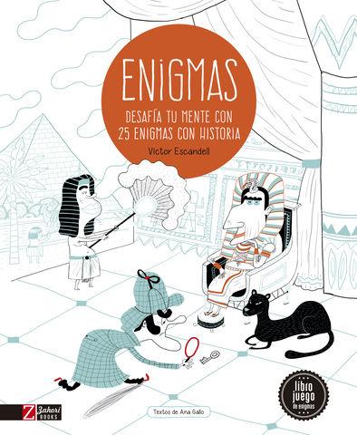 ENIGMAS DE LA HISTORIA (25)  +9 años
