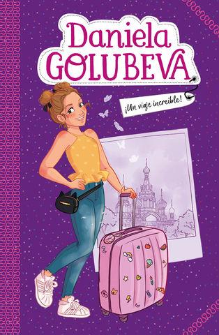 DANIELA GOLUBEVA ! un viaje increible¡