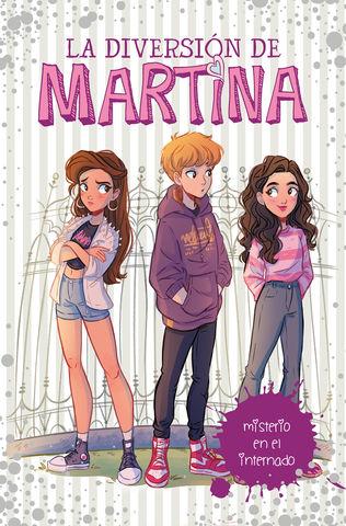 DIVERSION DE MARTINA, LA MISTERIO EN EL INTERNADO 5