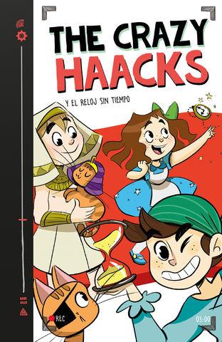 CRAZY HAACKS Y EL RELOJ SIN TIEMPO, THE 03