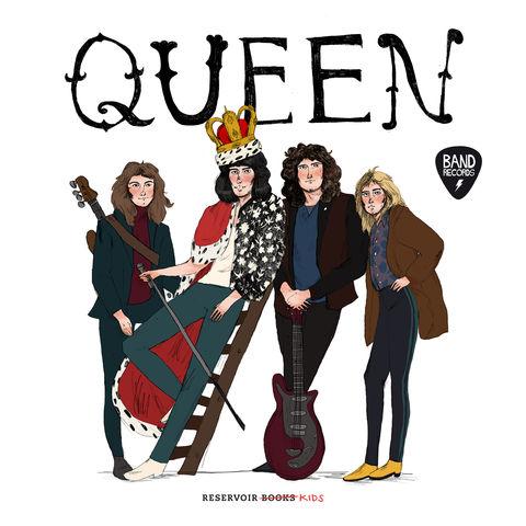 QUEEN ( band recrods nº4 )