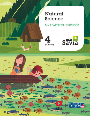 NATURAL SCIENCE 4º PRIM My Learning Notebook - Más Savia